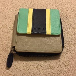 Miche square wallet